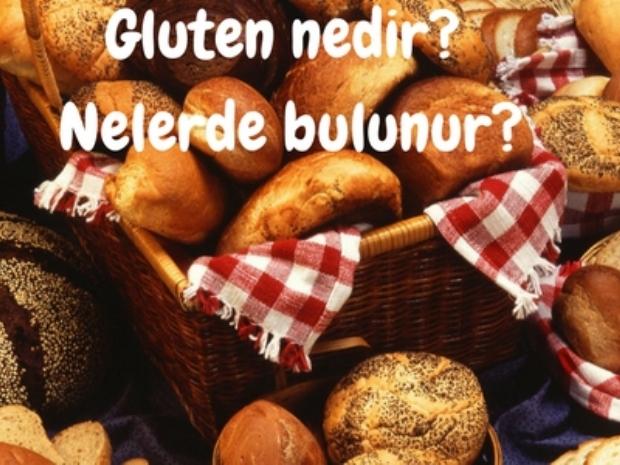 Gluten nedir Hangi besinlerde bulunur Gluten alerjisi belirtileri 38